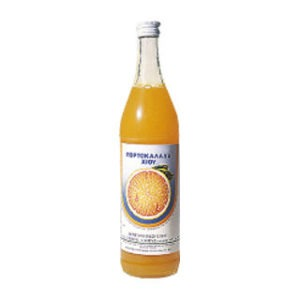 Traditional Concentrated Sugared Orange Juice 900gr