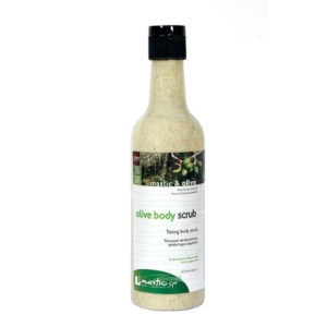 Mastic Spa Olive Body Scrub 300ml