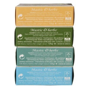 Mastic & Herbs Soap With Mastic 2