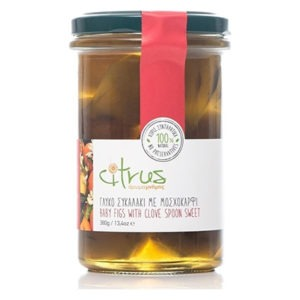 Fig Sweet With Clove Citrus 380gr.