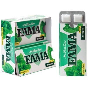 Chewing Gum ELMA Spear Mint Sugar-Free