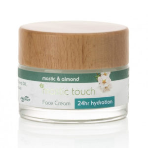 ANEMOS Mastic Touch Face Cream With Mastic & Almond