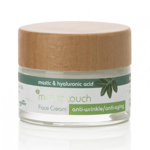 ANEMOS Anti Wrinkle Face Cream With Mastic & Hyaluronic Acid 50ml