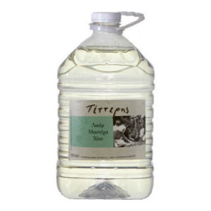 Tetteris Traditional Mastic Liqueur From Chios 5lt