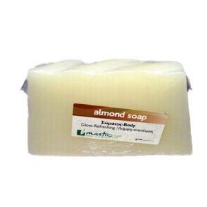 Mastic Spa Almond Soap 90gr