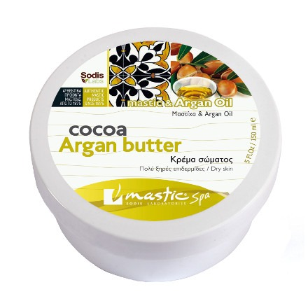 Mastic Spa Cocoa Argan Butter 150ml