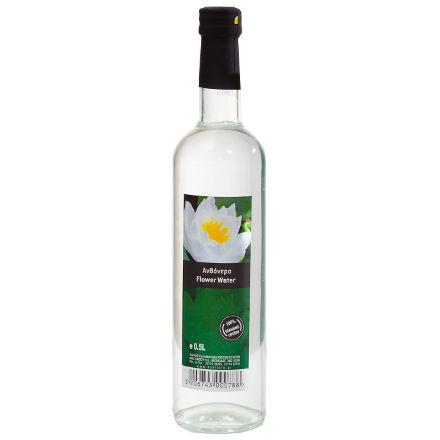 Traditional Kakitsis Rose Water From Chios 500ml