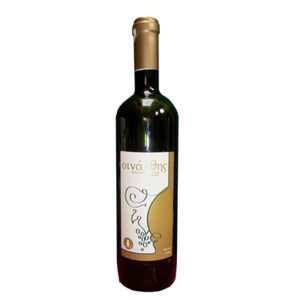 «Inanthis» Red Dry Wine 750ml.