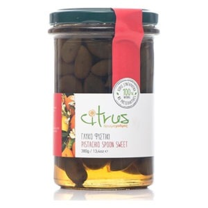Pistachio Sweet Citrus (Limited Production) 380gr.