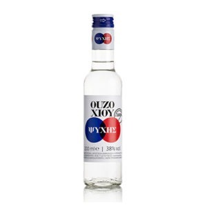 Ouzo From Chios Distillery Psychis 38%vol 200ml.