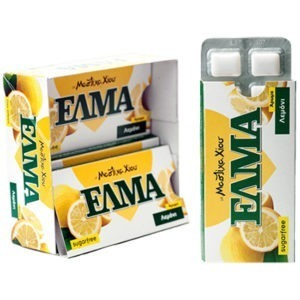 Chewing Gum ELMA Lemon Sugar-Free
