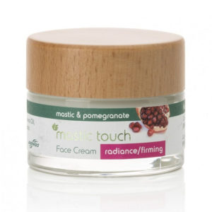 Mastic Touch Face Cream With Mastic & Pomegranate